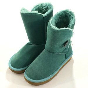 Ugg Australia Bailey Button Frosty Mint Women's 6